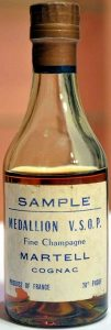 Médaillon VSOP sample; not been for sale