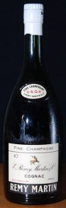 1950s; on the main label: Fine Champagne (without 'cognac')