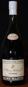 1960s; on the neck label: 'Qualité du Centaure' below VSOP; much less text on the label.