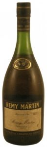 VS, petite fine champagne on neck label