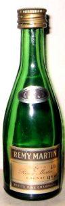 5cl; petite fine champagne; gold screw cap