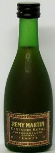 black cap; 5cl on lower right; label and cordon possibly lost