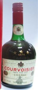'Three star luxe' on the label. 24 1/2 fl.oz;
