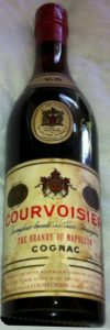 VO, by appointment purveyors of cognac brandy to the late King George VI