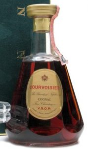 Fine Champagne VSOP with one address line; with a paper duty seal