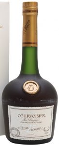 Silver Jubilee, Fine Champagne; 75cl (celebration of partnership Courvoisier with JR Phillips; sold to Allied Lyons shareholders)