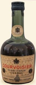 Suppoesly VSOP; note: THE BRANDY OF NAPOLEON all in capitals; Französisches Erzeugnis