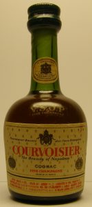 VSOP Fine Champagne on shoulder; 3ctl; on main label just: 'the Brandy of Napoleon'