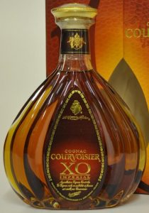 Less text lines below XO Imperial; 70cl (stated on back-side)