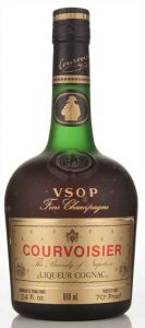 24 fl oz. 680ml 70 proof, Liqueur cognac (1970s)