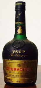 24 FL OZ. 680ml 70 PROOF (capitals!); Liqueur cognac