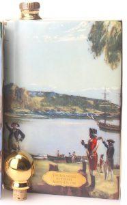 The founding of Sydney, Australia (prob. 1988)