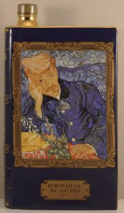 Van Gogh: Portrait of Dr Gachet; 70cl