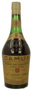 On main label: 'Grande Fine Champagne'; 73cl, Italian import (Isolabella)