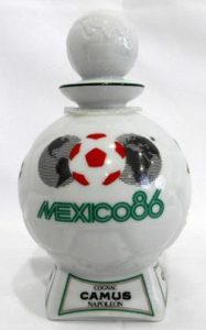 World Cup Football Mexico 1986; Bernardaud limoges