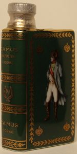 Camus is printed wider than Napoleon