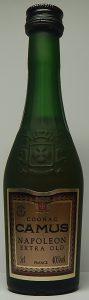 Cotisation mark on upper left of the label