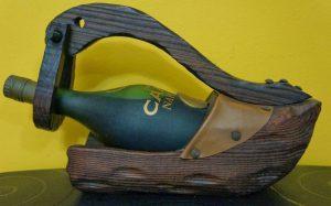 Napoleon in wooden shoe