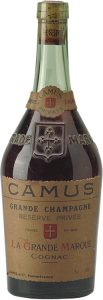Said to be a vintage 1810, bottled in 1875. (doubtful since the name Camus was added to the brand name after 1890)