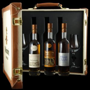 Ambassador box with Pale & Dry, Vesper and Extra (20cl)