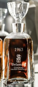 1963 Vintage in Daum decanter