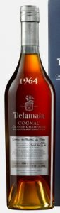 1964 Delamain. Different label. (Bottled ?)