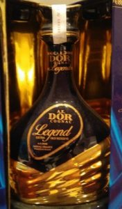Legend, Extra Old Réserve; with a paper seal on top; 70cl (not stated)