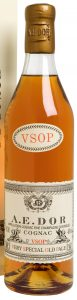 English label; VSOP Fine Champagne