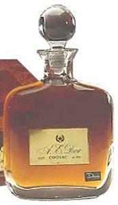 Vieille Fine Champagne, with Daum logo