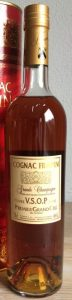 appellation grande champagne controlé (above VSOP) ; 70cl