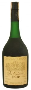 75 cl VSOP, Fine Champagne stated above VSOP