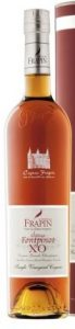Cognac Frapin Chateau Fontpinot, content and alcohol percentage not stated