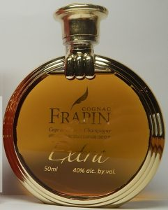 50ml stated with the feather emblem