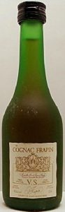 5cl black screw cap, green glass