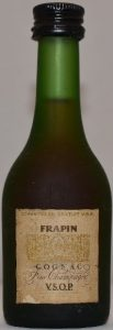 4.5cl; with Échantillon Gratuit V.R.P. on top of the label