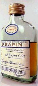 VSOP fine champagne flask