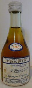 5cl VSOP fine champagne medailles d'or de premiere classe; screw cap