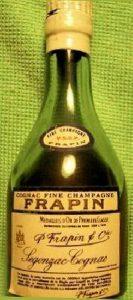 5cl VSOP fine champagne medailles d'or de premiere classe