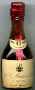 Cordon rouge; 40 ans d'age