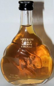 5cl VSOP; 50ml stated on the front side; number on the backside