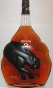 VS, 1750ml and 40%Alc/Vol stated