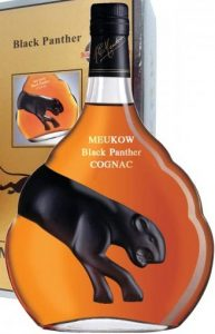 VS Black Panther cognac; more detailed ear, eye and teeth; longer snout