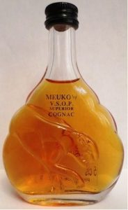 5cl VSOP; 50ml not stated on the front; 5cl clearly stated on the backside