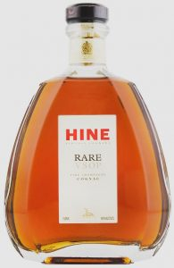 750ml stated; RARE VSOP fine champagne cognac ; 40%ALC/VOL (in capitals)