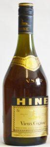 VSOP vieux cognac, 70cl stated
