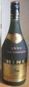 VSOP fine champagne; 70cl e