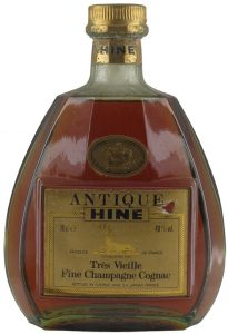 Tres Vieille Fine Champagne cognac; 70cl e stated