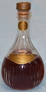 Grande Fine Cognac, content not stated