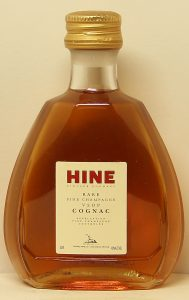 50ml stated; description: Rare - Fine champagne - VSOP - Cognac