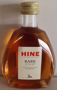 content (5cl) not stated; description: Rare - VSOP - Fine champagne - Cognac